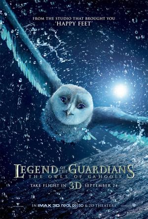貓頭鷹王國:守衛者傳奇