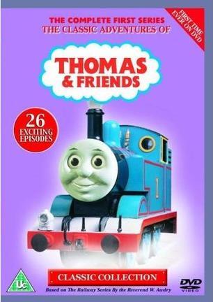 托馬斯和朋友 第一季