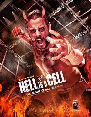 WWE:地狱牢笼 2012