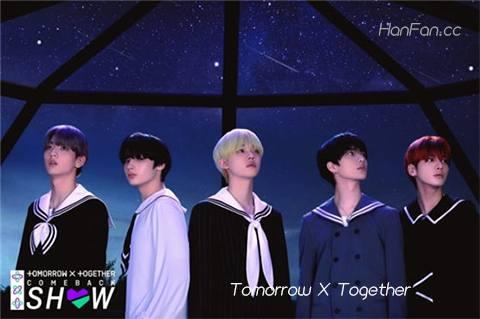 Tomorrow X Together回