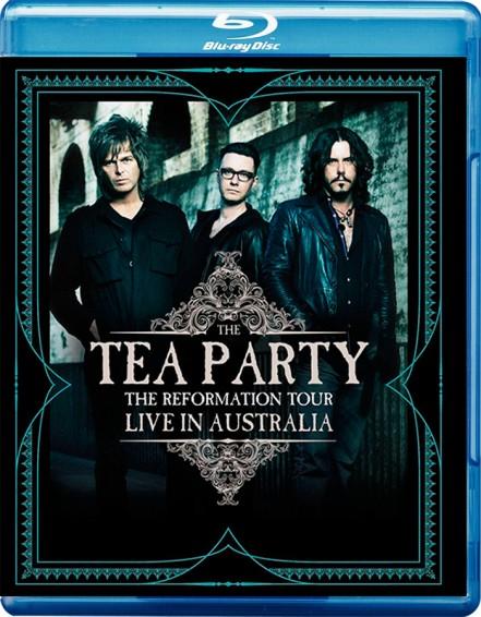 搖滾樂隊The Tea Party 澳洲